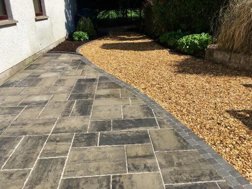 Looking for paving slabs near Belfast? Slemish Landscape Centre offers a variety of paving slabs. Visit us and get marble, slate, granite, and many more types for your patio and garden or buy online!